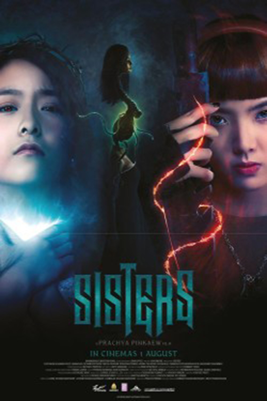 Sisters [2019 Thailand Movie]  Action, Drama, Fantasy, Horror, Thriller