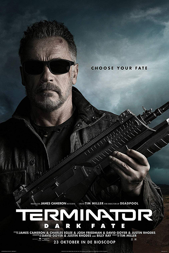 Terminator: Dark Fate [2019 English Movie] Action, Science Fiction