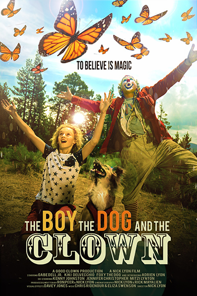 The Boy, the Dog and the Clown [2019 English Movie] Drama, Family