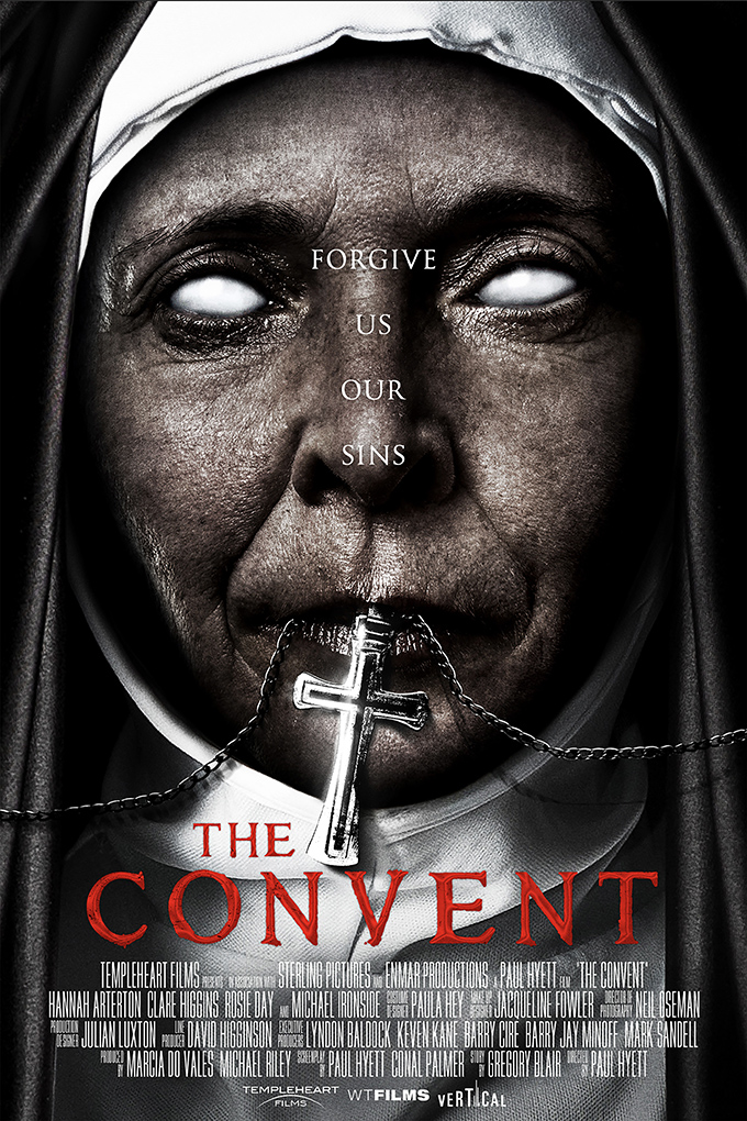 The Convent [2019 English Movie] Horror, History