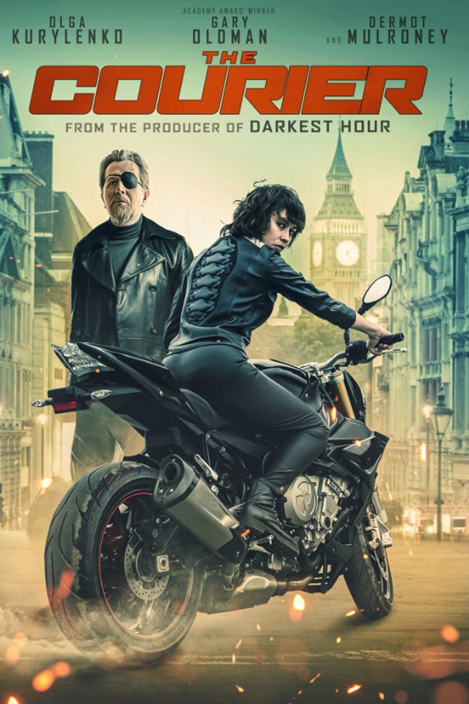 The Courier [2019 English Movie] Action, Thriller