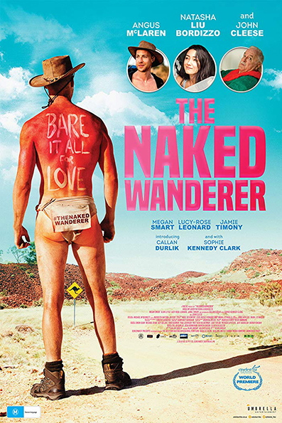 The Naked Wanderer [2019 Australia Movie] Comedy, Romance