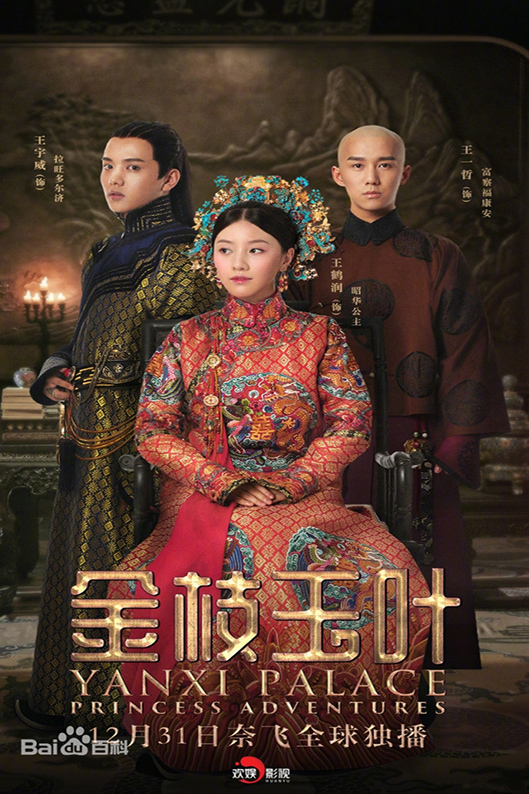 Yanxi Palace: Princess Adventures [2019 China Series] 6 episodes END (1) Drama