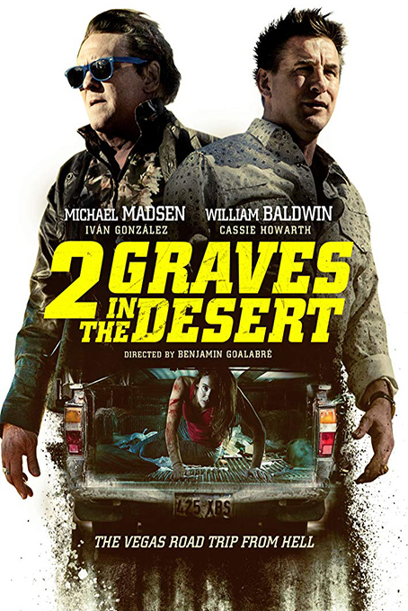 2 Graves in the Desert [2020 English Movie] Thriller, France