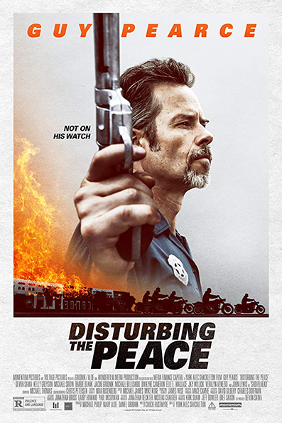 Disturbing the Peace [2020 English Movie] Action, Crime