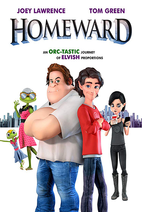 Homeward [2020 English Movie] Animation, Family, USA