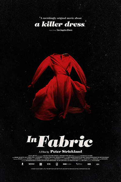 In Fabric [2018 English Movie] Comedy, Horror