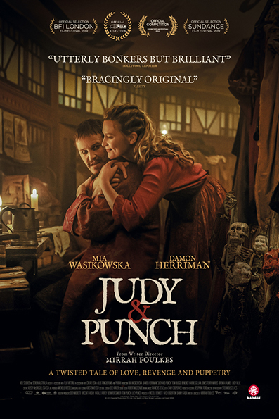 Judy & Punch [2019 English Movie] Drama, Crime, Australia