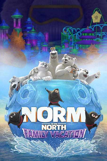 Norm of the North: Family Vacation [2020 English Movie] Animation, Family, USA