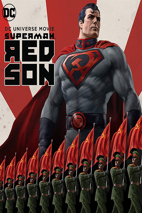 Superman: Red Son [2020 English Movie] Animation, USA