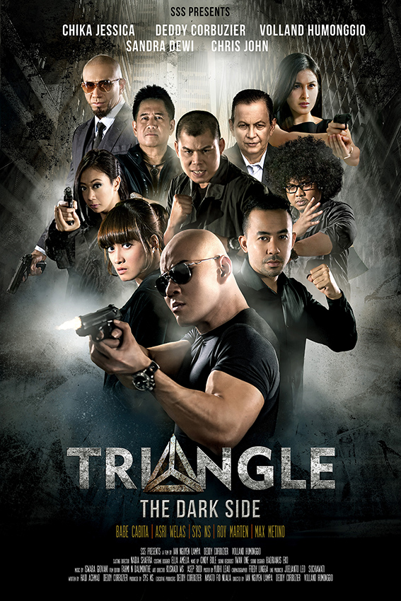 Triangle: The Dark Side [2016 Indonesia Movie] Action
