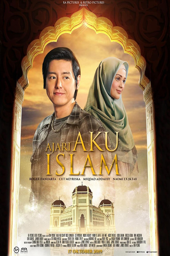 Ajari Aku Islam [2019 Indonesia Movie] Drama
