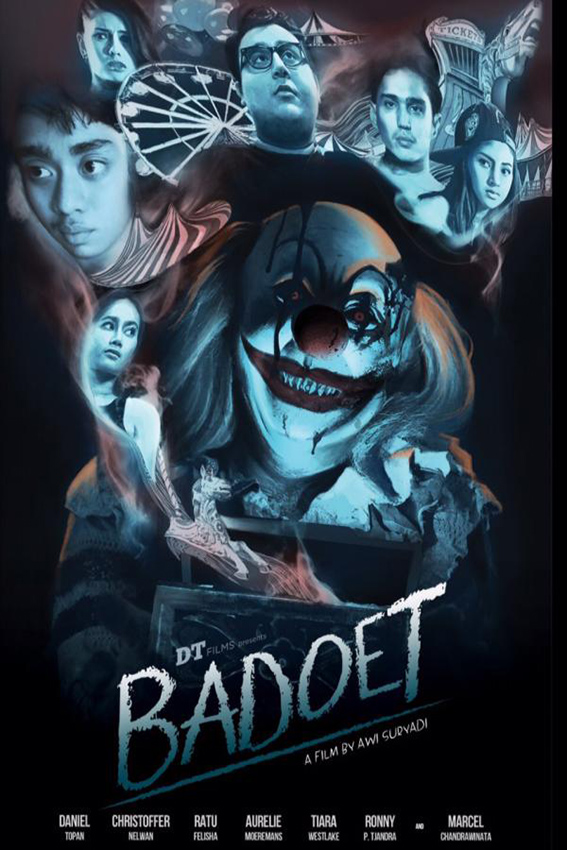 Badoet [2015 Indonesia Movie] English Dubbed, Horror, Thriller (aka. Clown of the Dead)