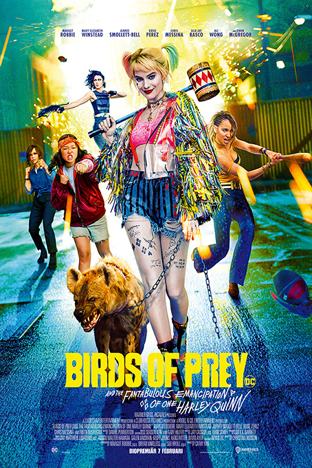 Birds of Prey: And the Fantabulous Emancipation of One Harley Quinn [2020 English Movie] Action, Crime