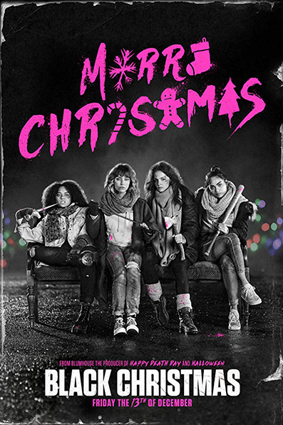 Black Christmas [2019 English Movie] Horror, Thriller, New Zealand