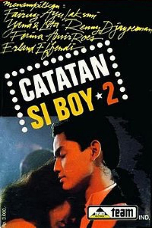 Catatan si Boy 2 [1988 Indonesia Movie] Drama, Romance, HD