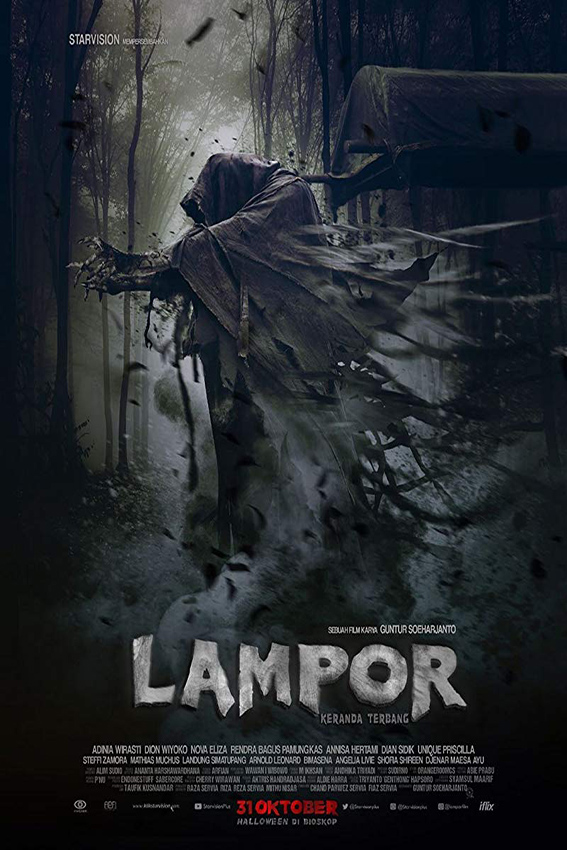 Lampor: Keranda Terbang [2019 Indonesia Movie] Horror, Mystery