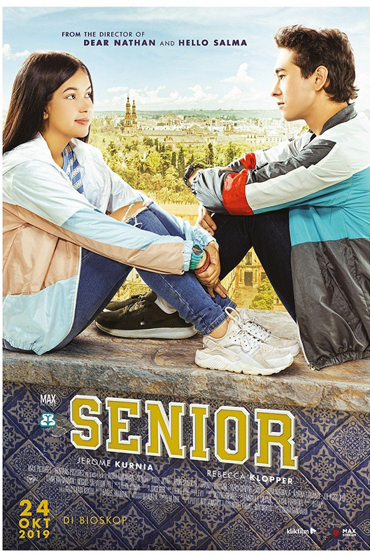 Senior [2019 Indonesia Movie] Drama