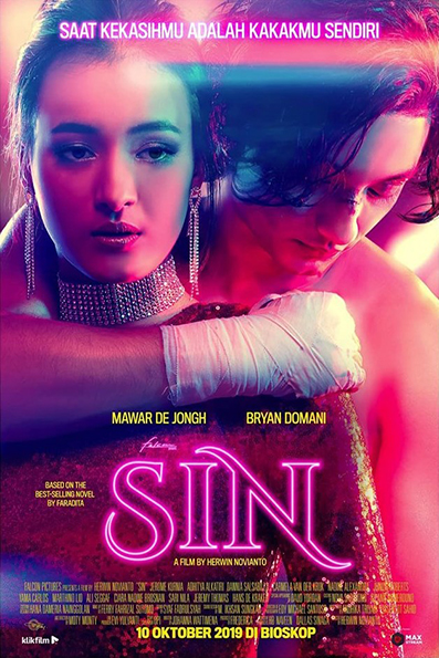 Sin [2019 Indonesia Movie] Drama