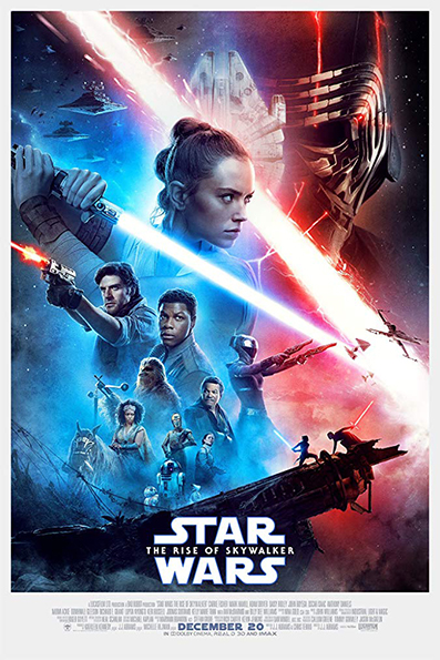 Star Wars: Episode IX – The Rise of Skywalker [2019 English Movie] Action, Sci Fi, USA