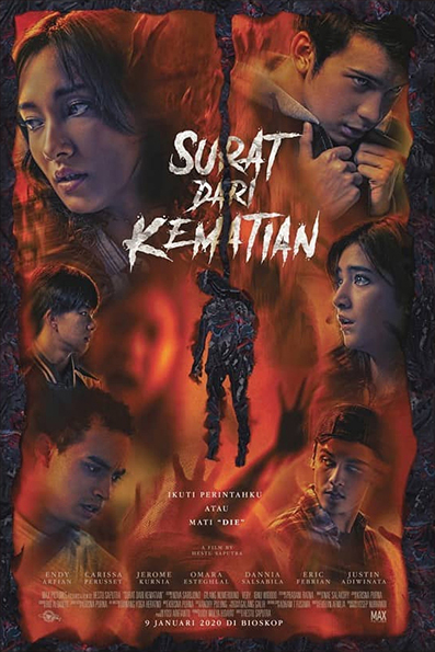 Surat dari Kematian [2020 Indonesia Movie] Horror