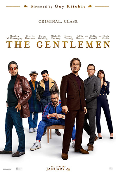 The Gentlemen [2020 English Movie] Action, Crime, Comedy, USA