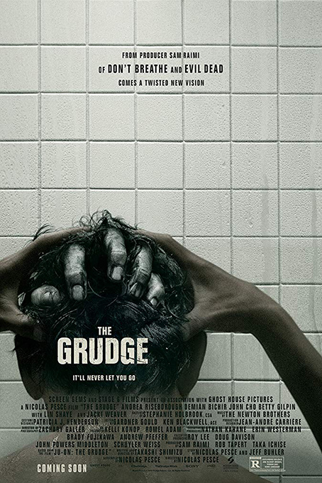 The Grudge [2020 English Movie] Horror, Thriller, USA, Canada, Japan