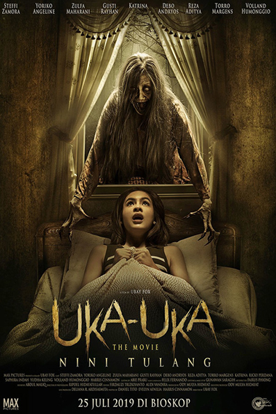 Uka-Uka The Movie: Nini Tulang [2019 Indonesia Movie] Horror