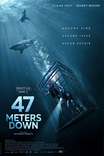 47 Meters Down [2017 English Movie] Thriller, USA