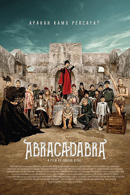 Abracadabra [2020 Indonesia, Singapore Movie] Comedy, Drama