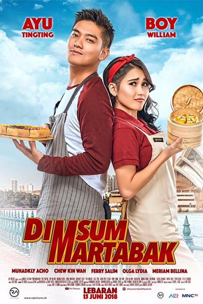 Dimsum Martabak [2018 Indonesia Movie] Drama, Romance