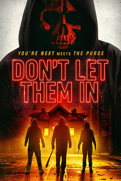 Don't Let Them In [2020 English Movie] Thriller, UK