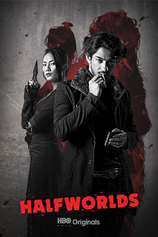 Halfworlds SEASON 1 and 2 [2015, 2016  Indonesian Series] Fantasy, Horror, Mystery