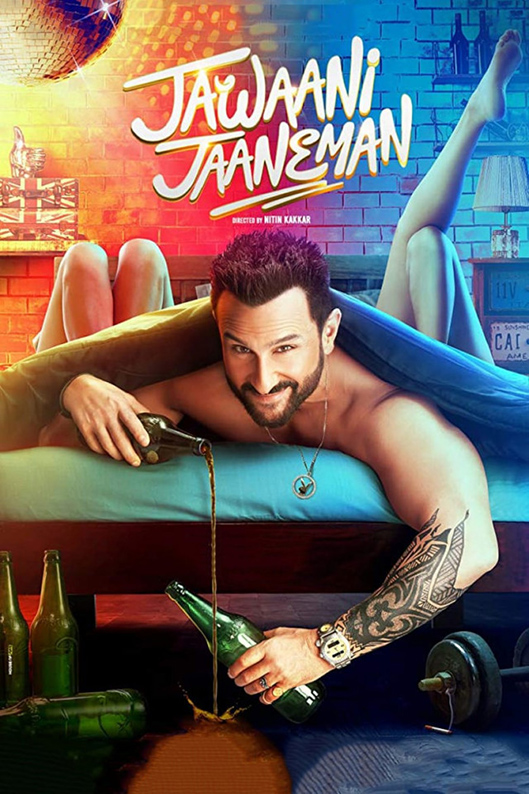 Jawaani Jaaneman [2020 India Movie] Hindi, Comedy