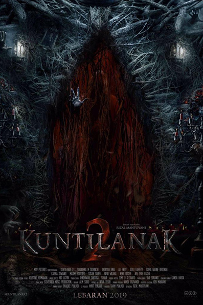 Kuntilanak 2 [2019 Indonesia Movie] Horror