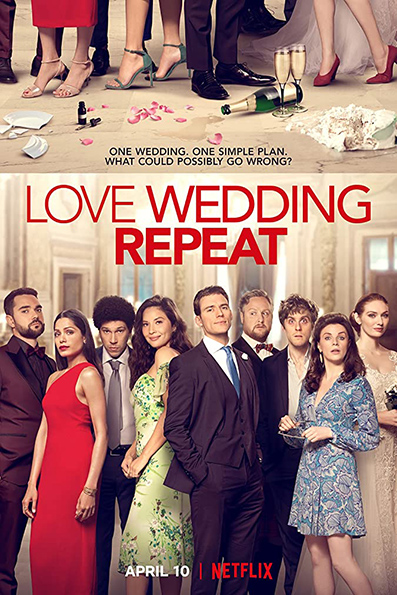 Love Wedding Repeat [2020 English Movie] Comedy (Italy, UK)