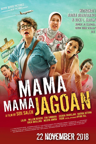 Mama Mama Jagoan [2018 Indonesia Movie] Comedy, Drama