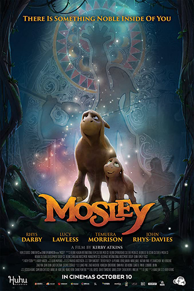 Mosley [2019 English Movie] Animation, Family (New Zealand. China)