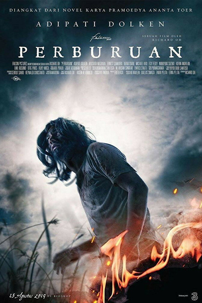 Perburuan [2019 Indonesia Movie] Drama, History