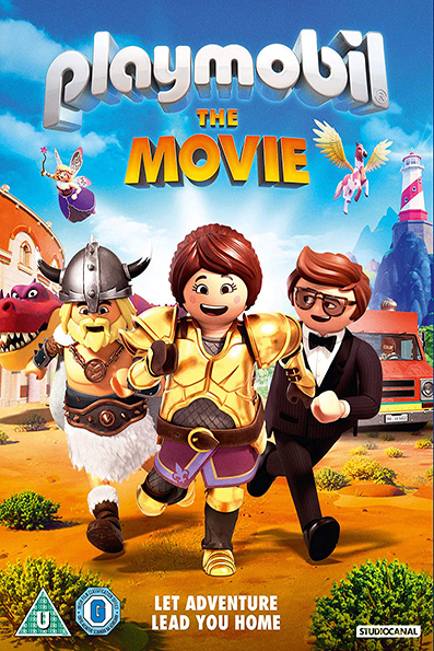 Playmobil: The Movie [2019 English Movie] Animation, Cartoon, Family (France, Germany, China, Canada)