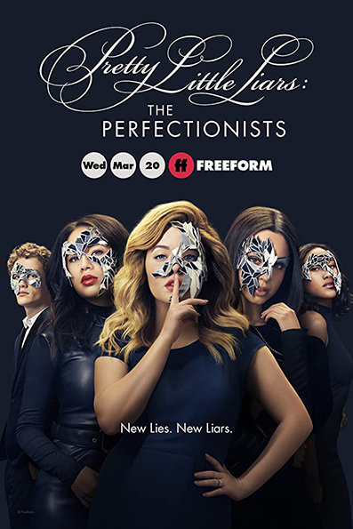 Pretty Little Liars The Perfectionists [2019 English Series] 10 episodes END (2) Crime, Mystery