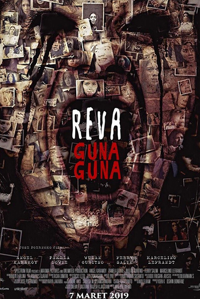 Reva: Guna Guna [2019 Indonesia Movie] Horror, Thriller