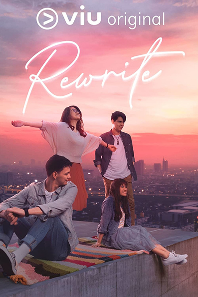 Rewrite [2019 Indonesia Series] 13 episodes END (2) Drama, Romance