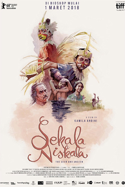 Sekala Niskala aka. The Seen and Unseen [2018 Indonesia, Australia, Netherlands, Qatar Movie] Drama