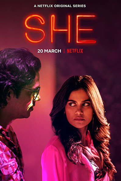 She [2020 India Series] 7 episodes END (2)  Hindi, Drama, Thriller, Crime