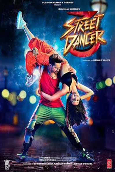 Street Dancer 3D [2020 India Movie] Hindi, Drama, Music