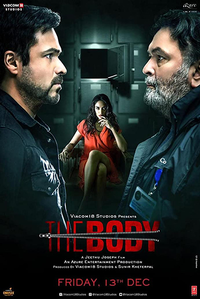 The Body [2019 India Movie] Thriller, Mystery