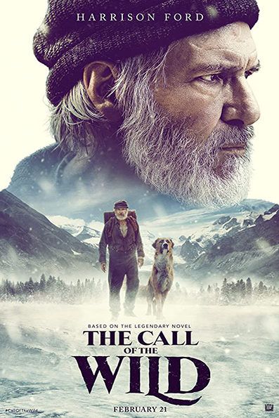 The Call of the Wild [2020 English Movie] Adventure, Drama, Family