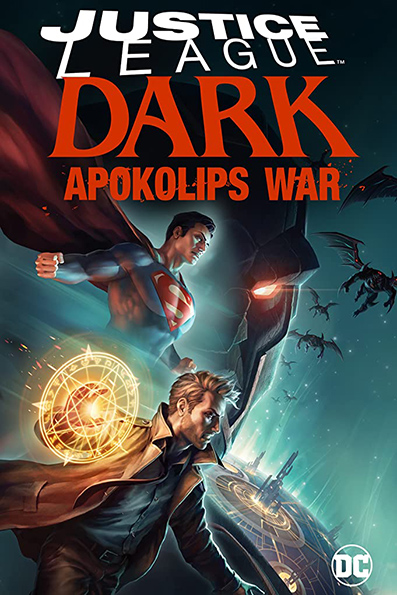 Justice League Dark: Apokolips War [2020 English Movie] Animation, Cartoon, Action