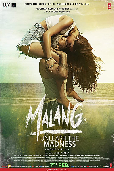 Malang – Unleash the Madness [2020 India Movie] Action, Crime, Drama, Hindi